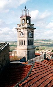 Sommatino: Torre Civica